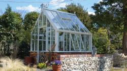 英国製グラスハウス